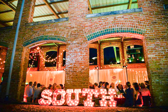 * Taste of the South at The Wyche Pavilion