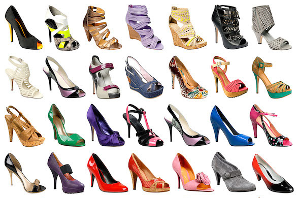 Do you really need all of these shoes?!