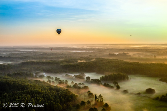 Check this off the Bucket List - A Hot Air Balloon Ride