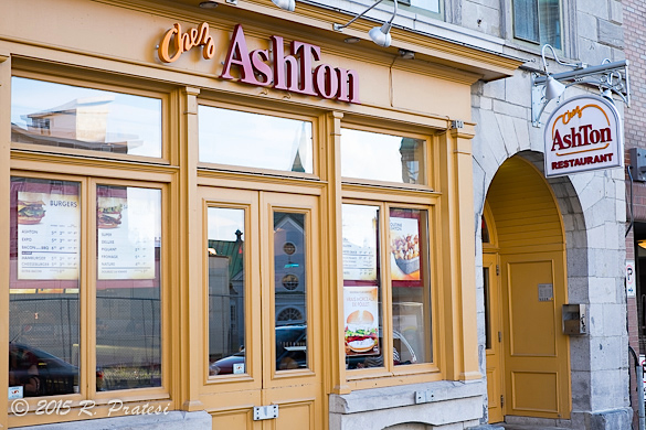 Home of the original Poutine - Chez AshTon