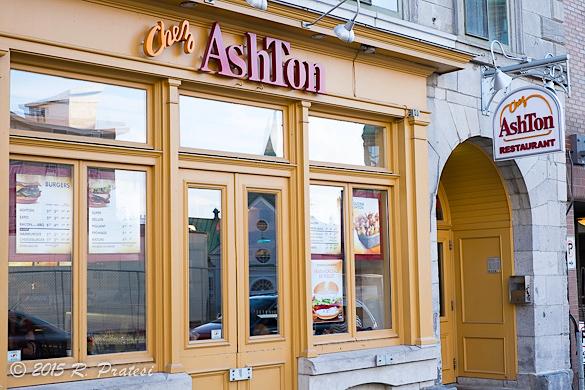 Home of the original Poutine - Chez AshTon