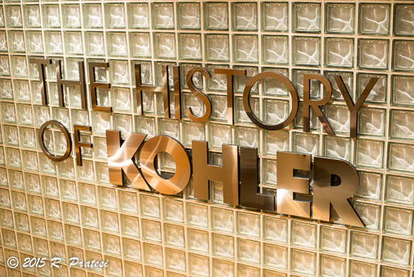 Don't miss a trip to the Kohler museum