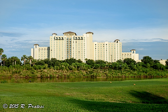 Omni Resort Orlando at Championsgate