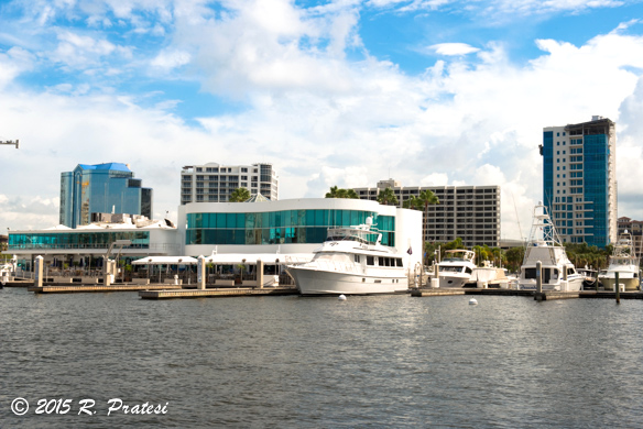 Bayfront Park Marina
