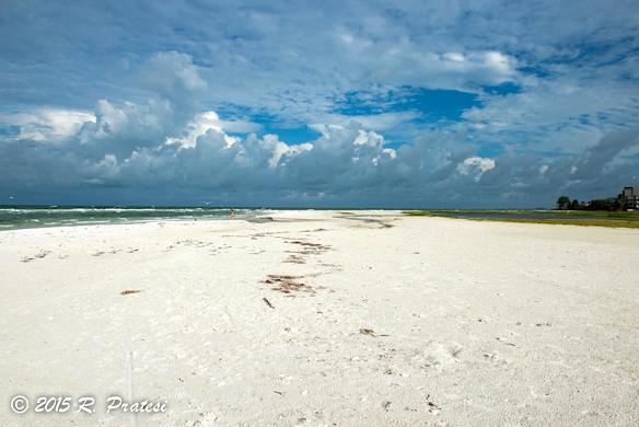 Beach at Siesta Key