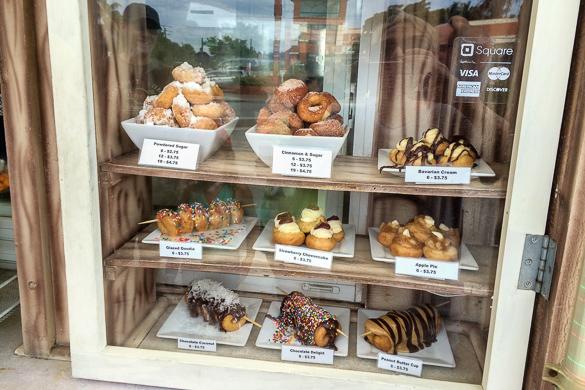 Mini versions of everyone's favorite donuts