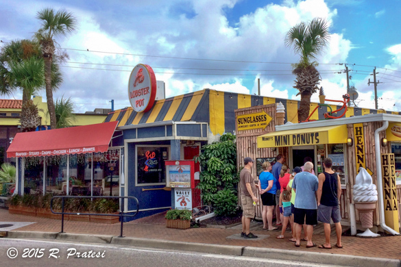 Don't miss a local treat on Siesta Key - Meaney's Mini Donuts