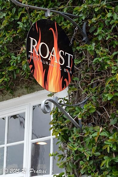 Entrance to Roast