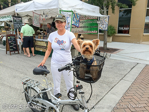 Bring your pup to the Farmers' Market