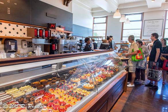 Boulangerie Première Moisson at Jean-Talon Market