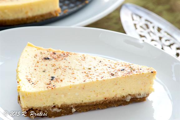 Togarashi Cheesecake