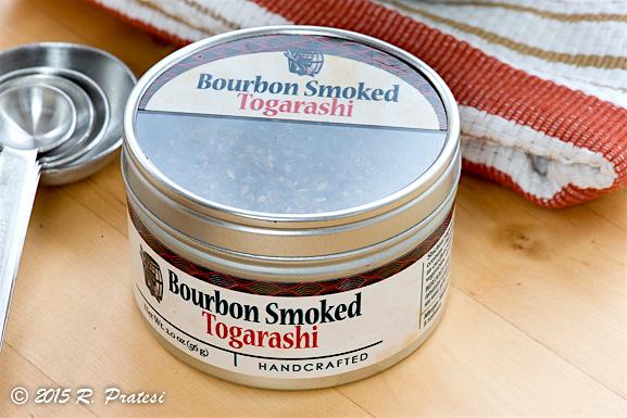 Bourbon Smoked Togarashi