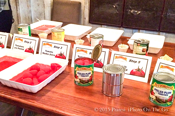 Tomato tasting and comparison with the best-known brands
