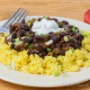 Beans and yellow rice (5 of 5)