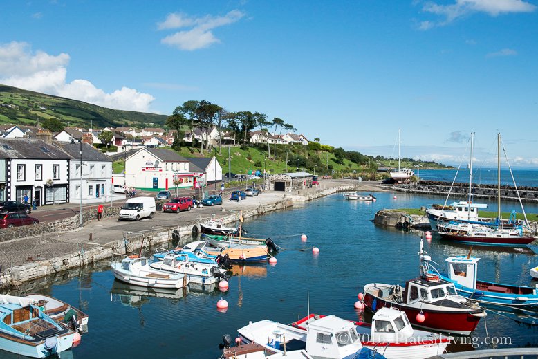 Fishing villages in Northern Ireland