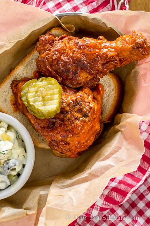 Nashville-Style Habanero Hot Chicken