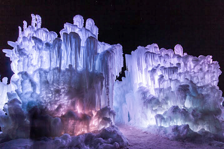 Ice Castles Edmonton (10 of 12)