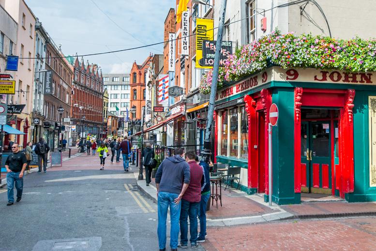 Another famous pub - John Kehoe's