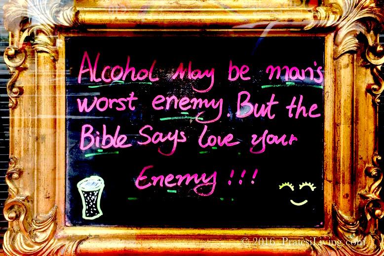 A good Irish saying
