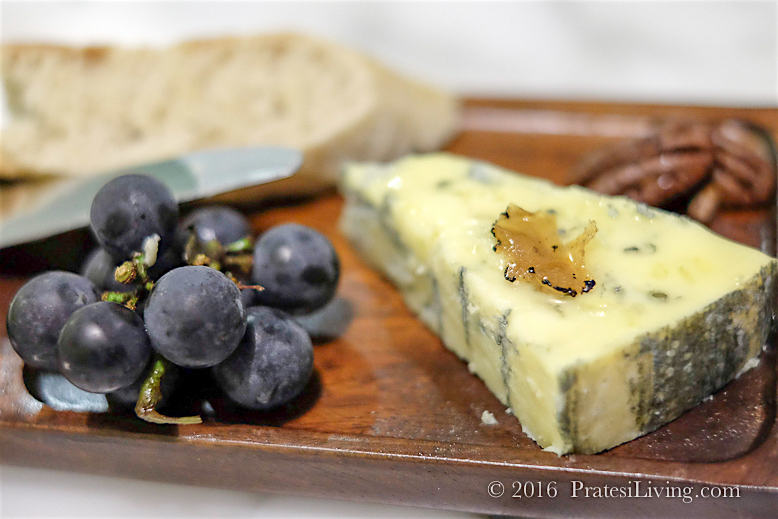 Incredibly creamy and delicious Cashel Blue Cheese