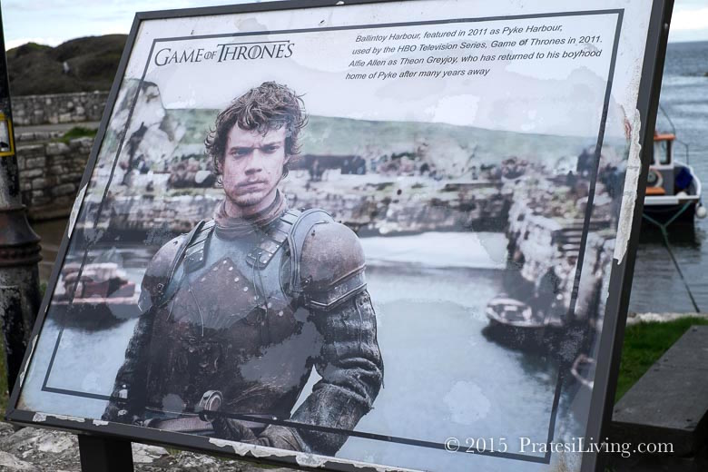Theon Greyjoy - Ballintoy Harbor