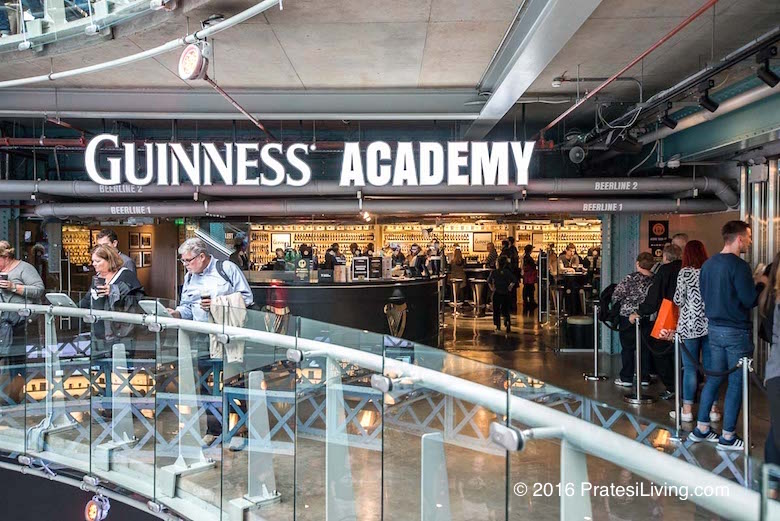 Learn more about Guinness at their school for Guinness