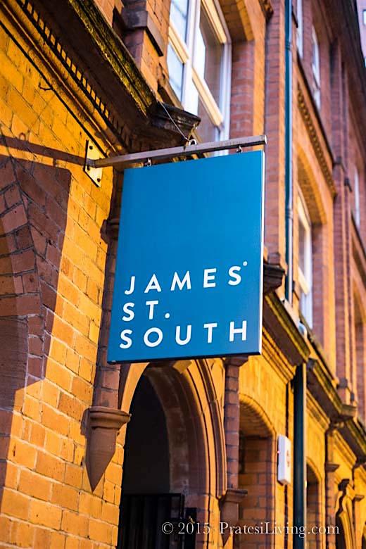 James' St. South
