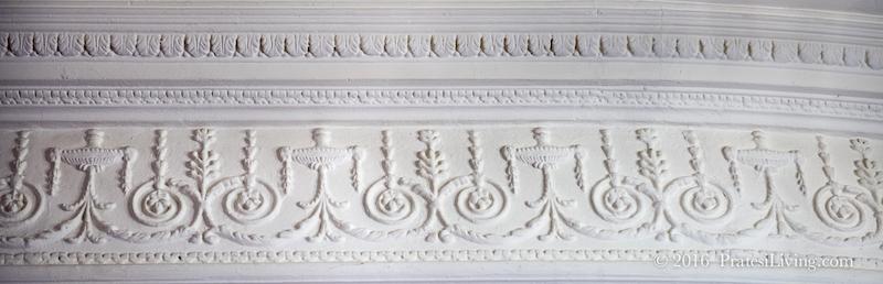 Ornate plasterwork