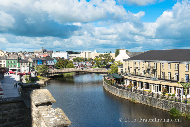 The town of Kilkenny