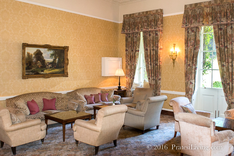 The Major McCalmont Room