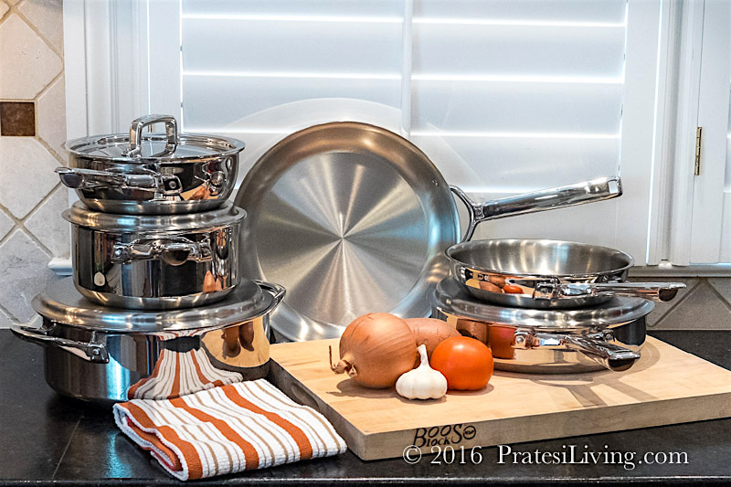 Wold Gourmet cookware