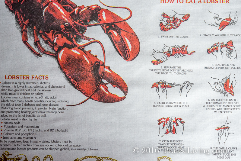 How to shell a lobster
