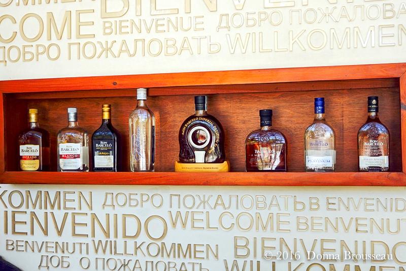 Ron Barceló brand rums