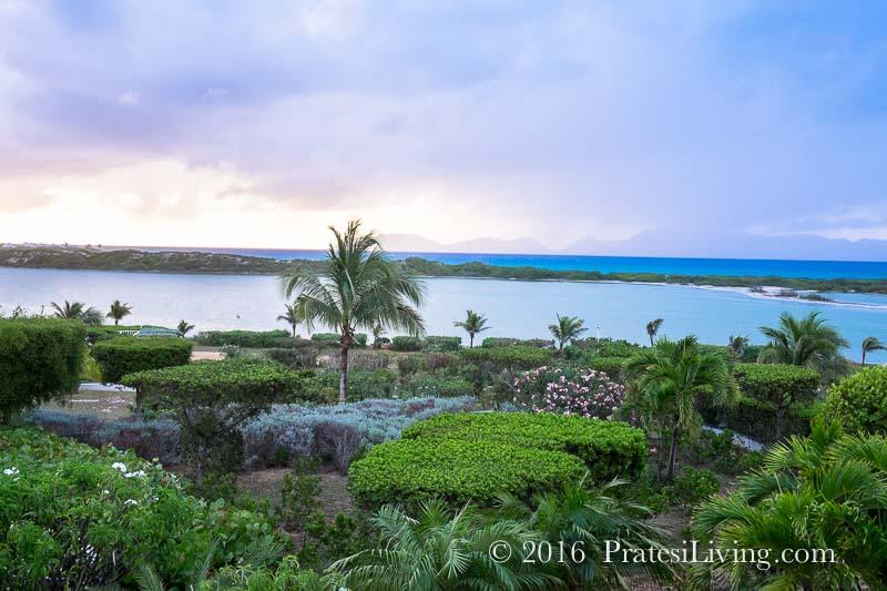Sunrise in Anguilla