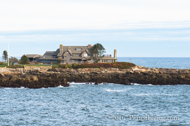 Walker's Point - Summer home of the Bush family