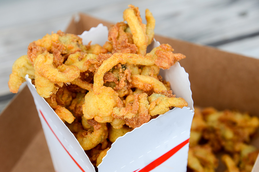 * Fried Clams at The Clam Shack - Kennebunkport, ME