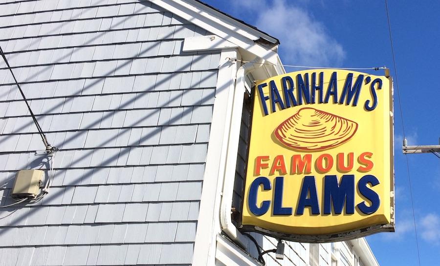 Farnham's - Essex, MA