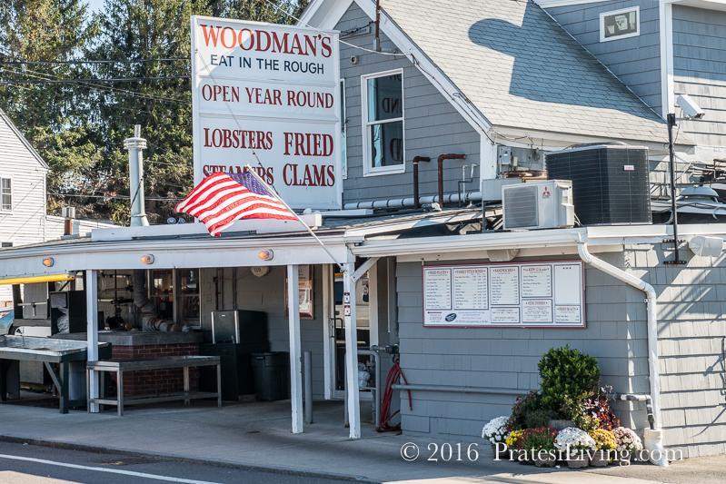 Woodman's - Essex, MA