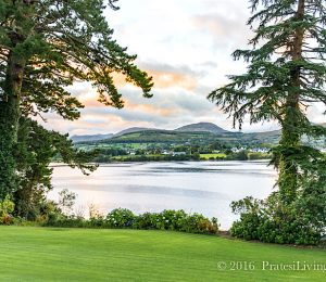 Kenmare Bay from Sheen Falls