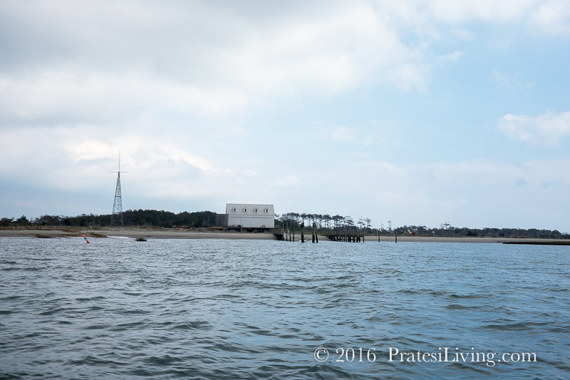 Parramore Island - One of the barrier islands on the Eastern Shore