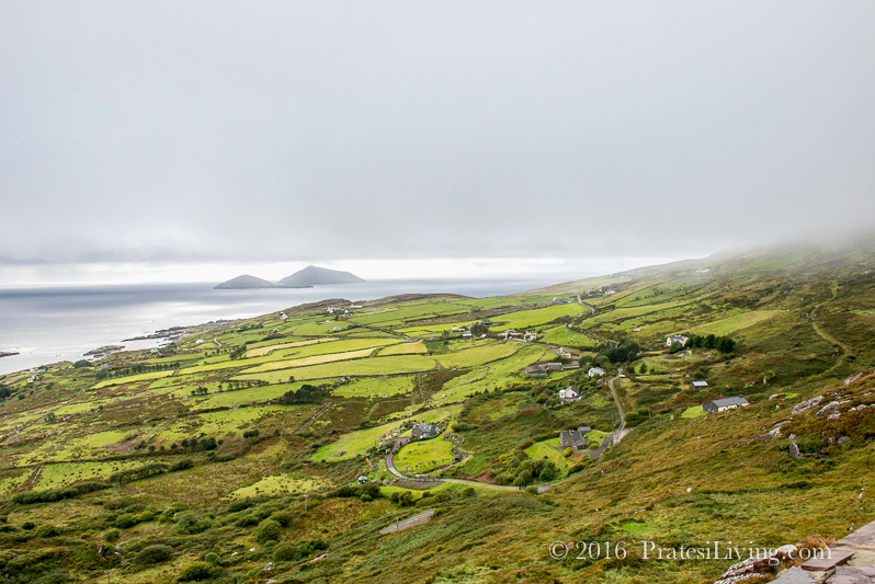 Driving on the Ring of Kerry