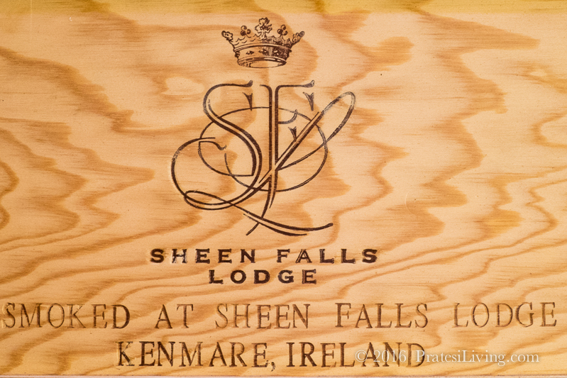 A tasty way to remember your time at Sheen Falls Lodge