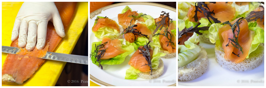 Their smoked salmon is outstanding