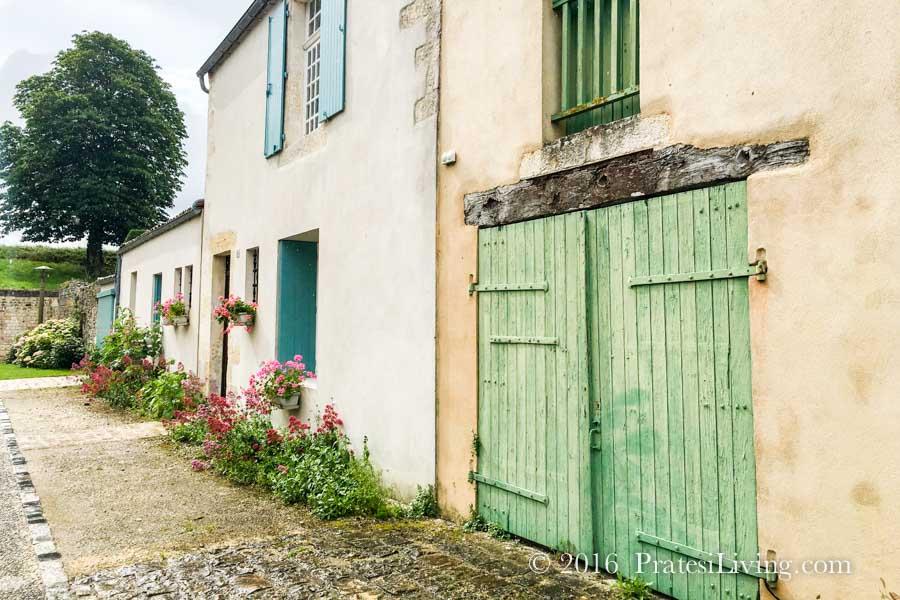 Brouage - Near La Rochelle, France
