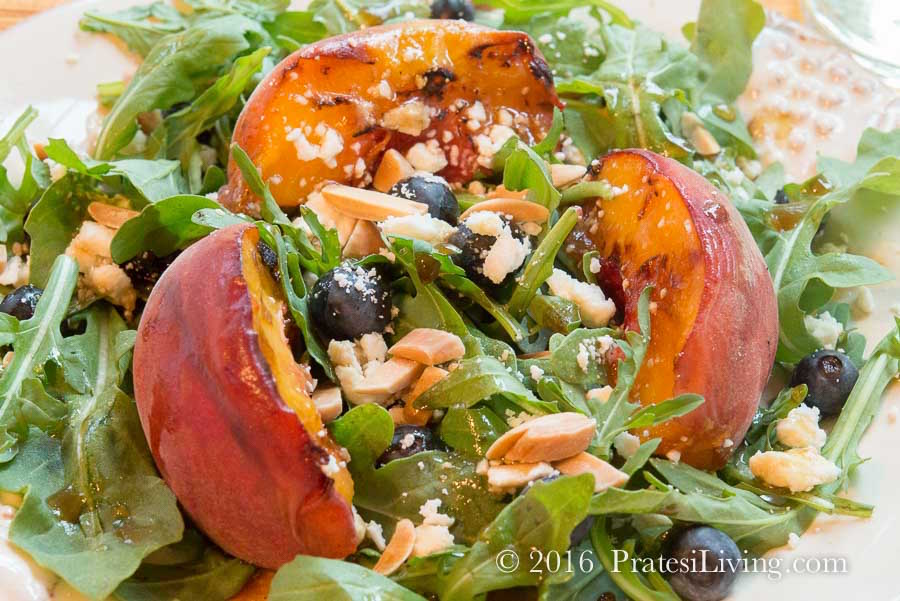 Grilled Peach Salad (4 of 5)