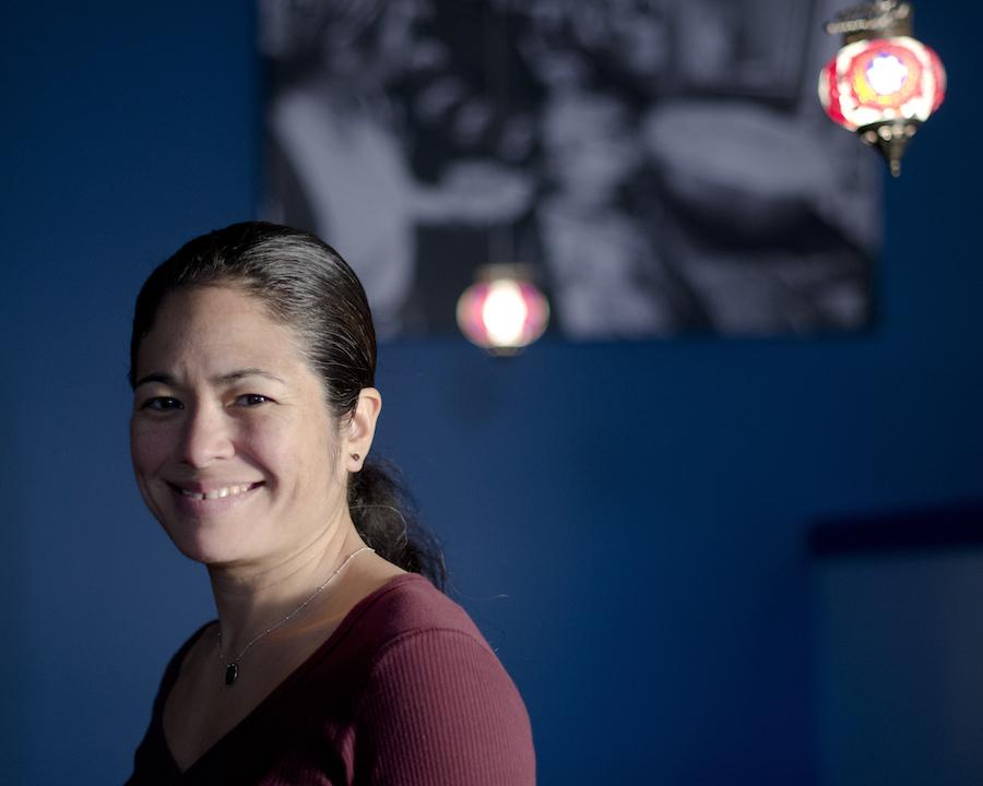 Chef Maria Hines (Photo credit - Maria Hines)