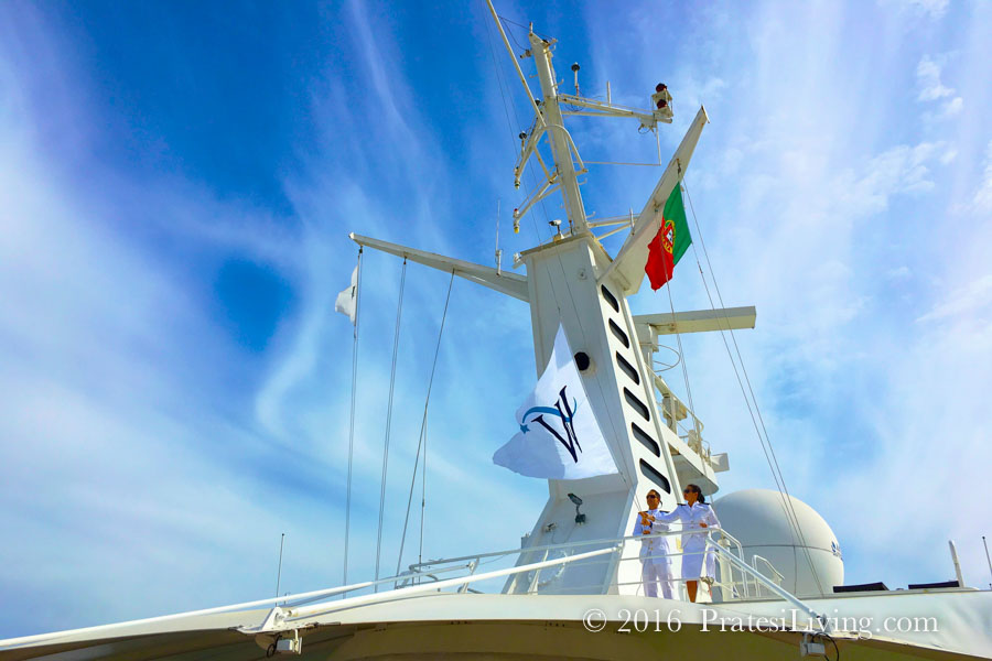 WIndstar's Sail Away