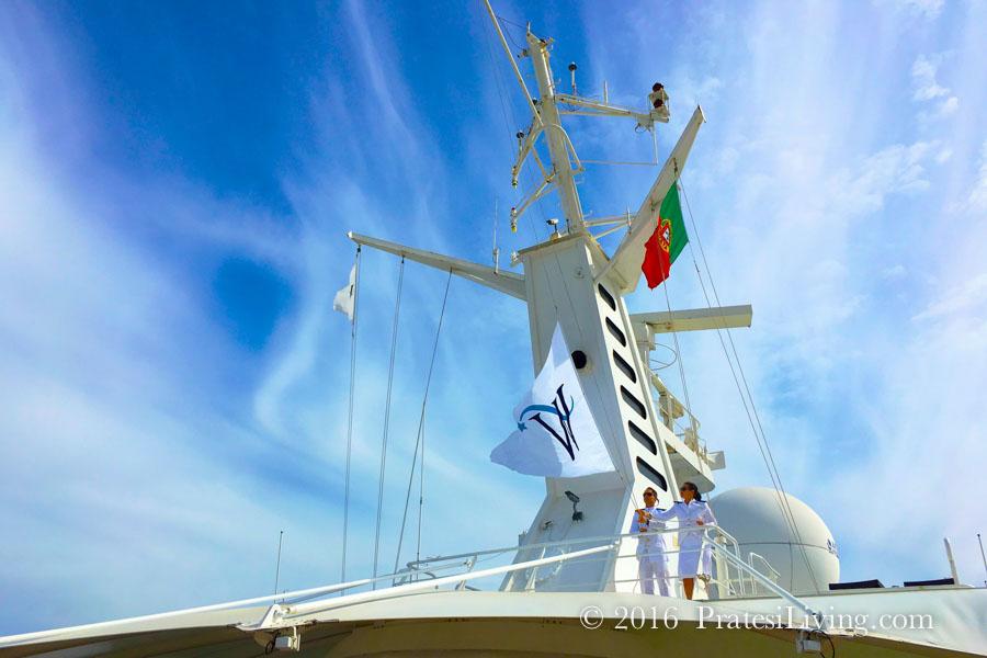 WIndstar's Sail Away