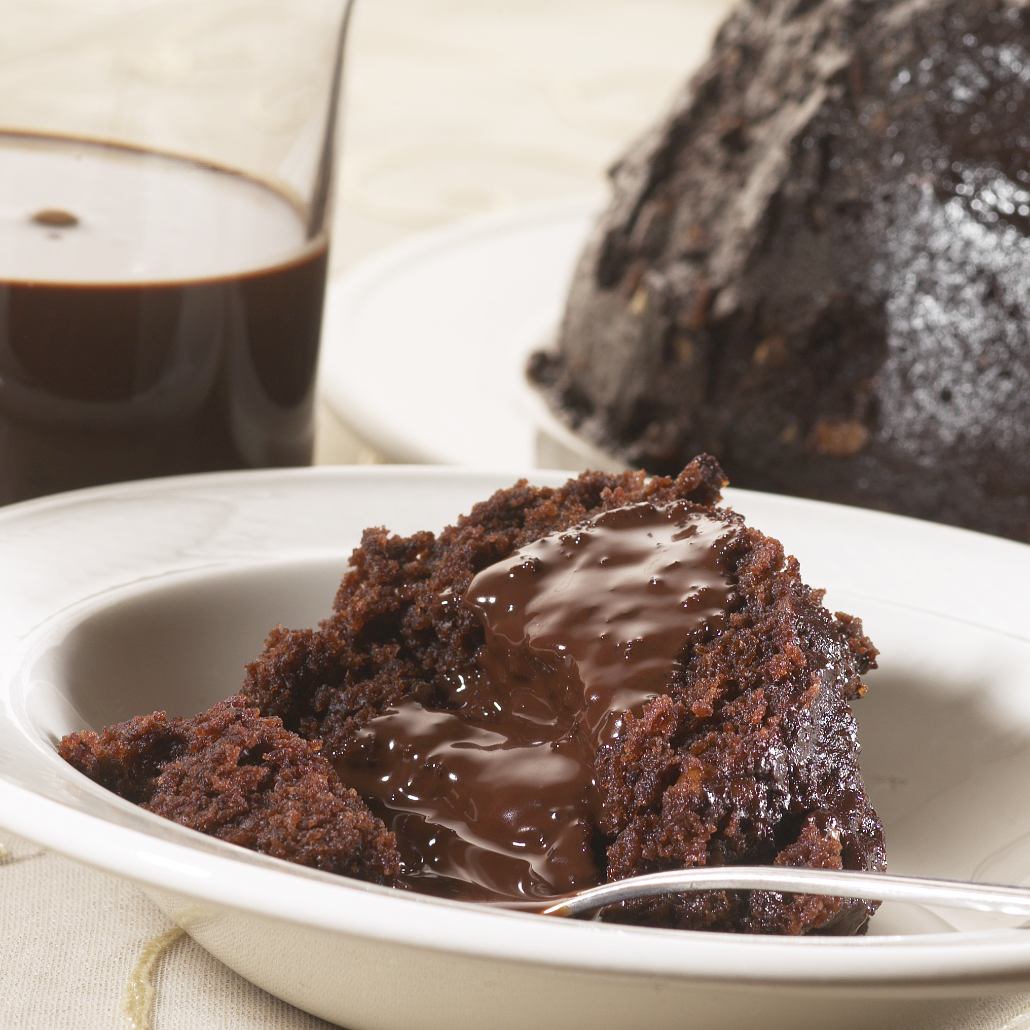 * Chocolate Pudding
