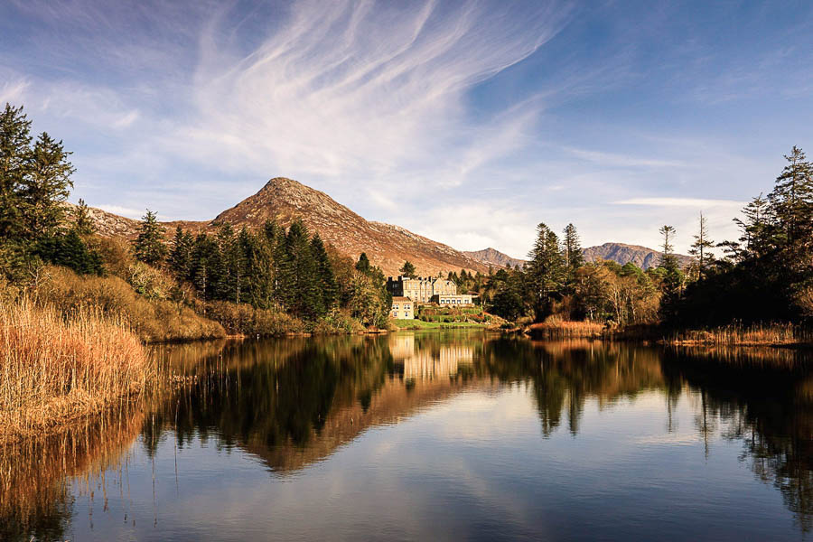 Ballynahinch Castle (Photo credit - Ballynahinch Castle)